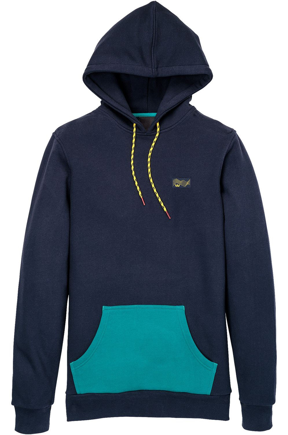 Supra Sweat Hood TRAILBLAZE Navy/Teal