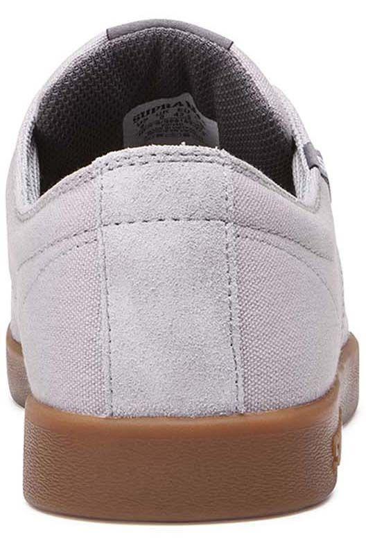 Supra Shoes STACKS II Lt Grey/Grey/Gum