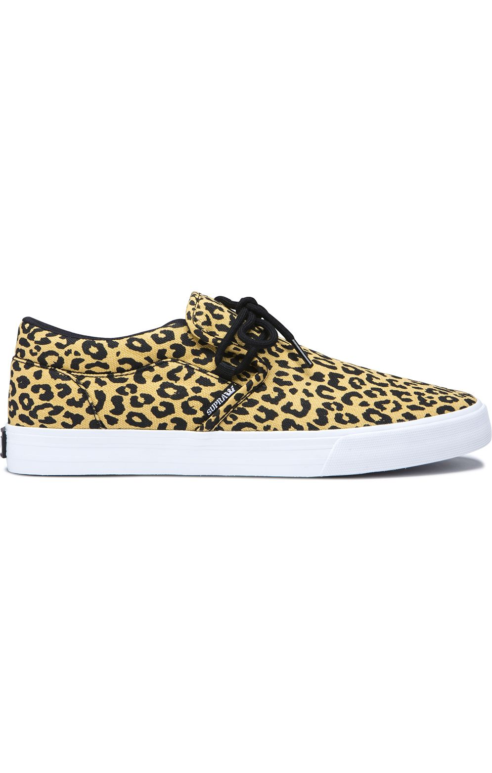 Supra Shoes CUBA Animal/Black