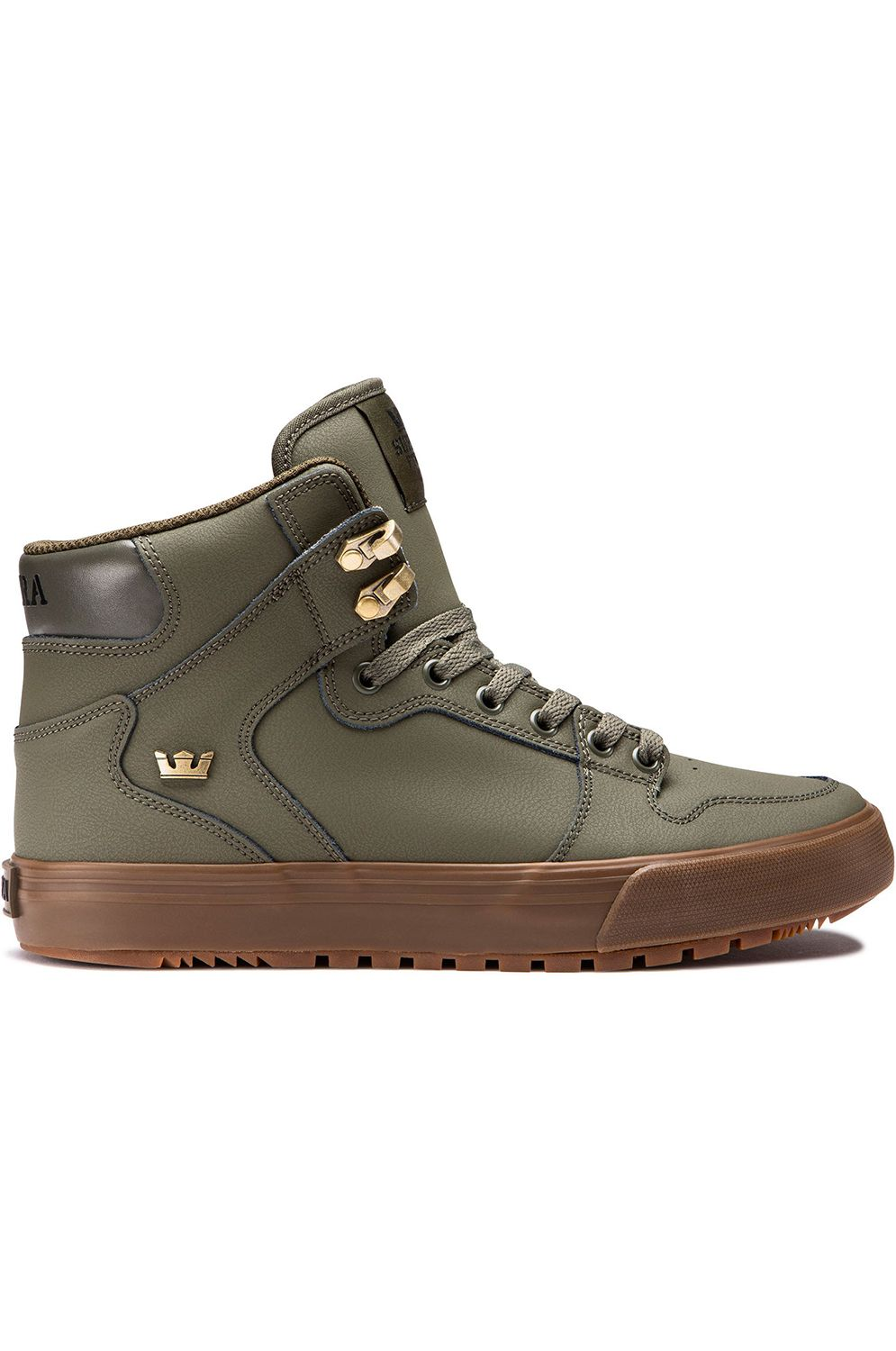 Supra Shoes VAIDER CW Olive