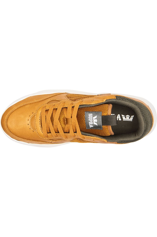Supra Shoes PECOS Veg/Olive/Bone