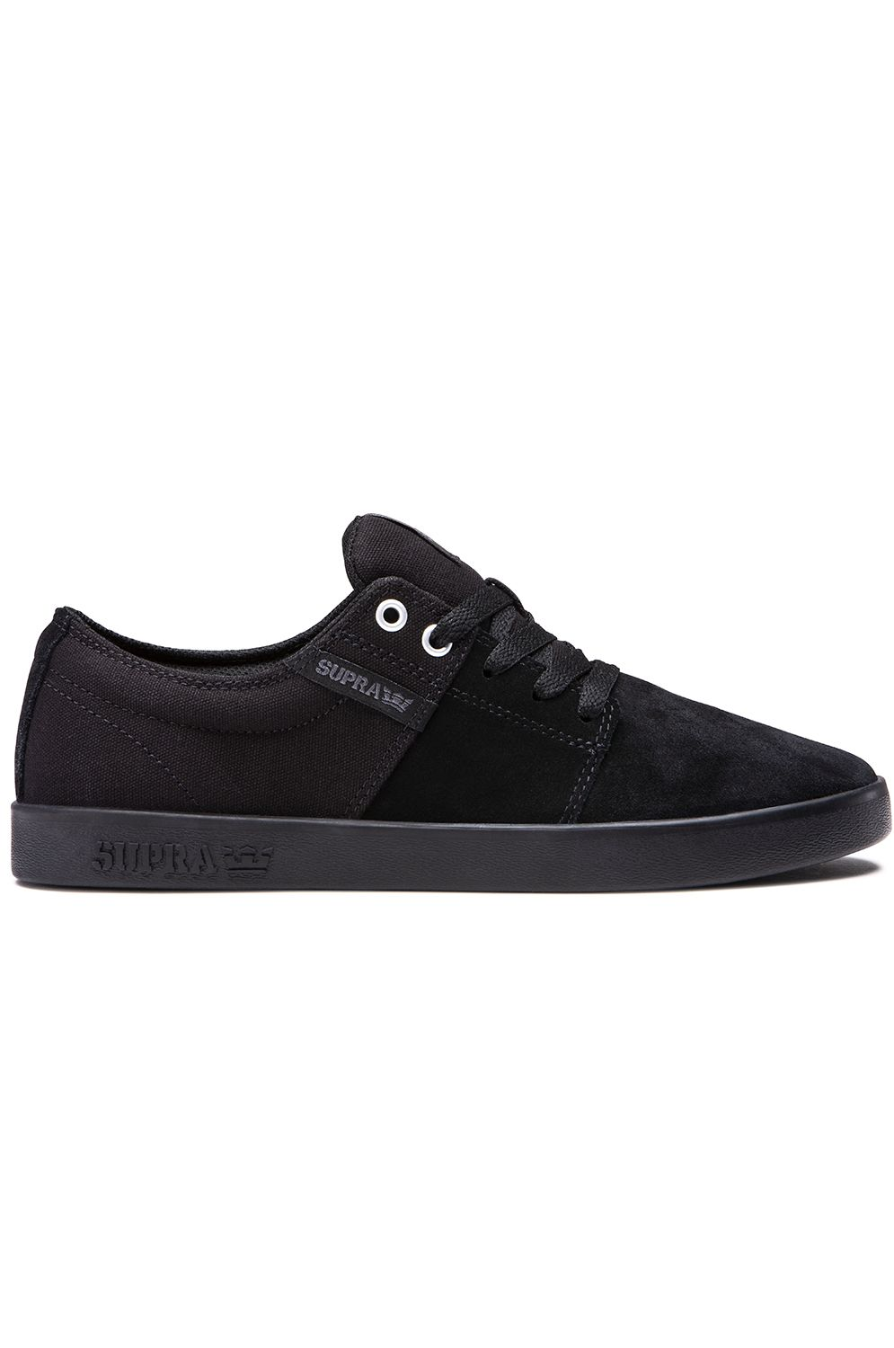 Supra Shoes STACKS II Black