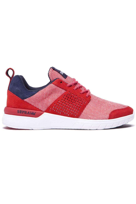 Tenis Supra SCISSOR Red/Navy-White