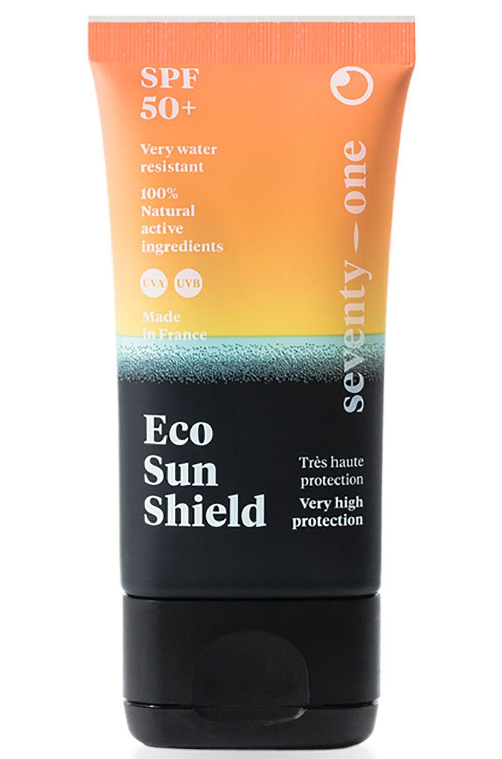 Seventy One Percent Sunscreen ECO SUN SHIELD - SPORT - SPF 50+ Assorted