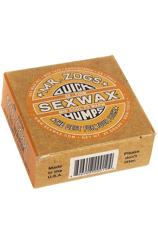 Sex Wax Wax MID COOL/WARM Orange