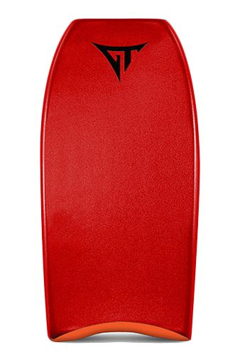 Prancha Bodyboard GT Boards GT UVBS Red/Orange