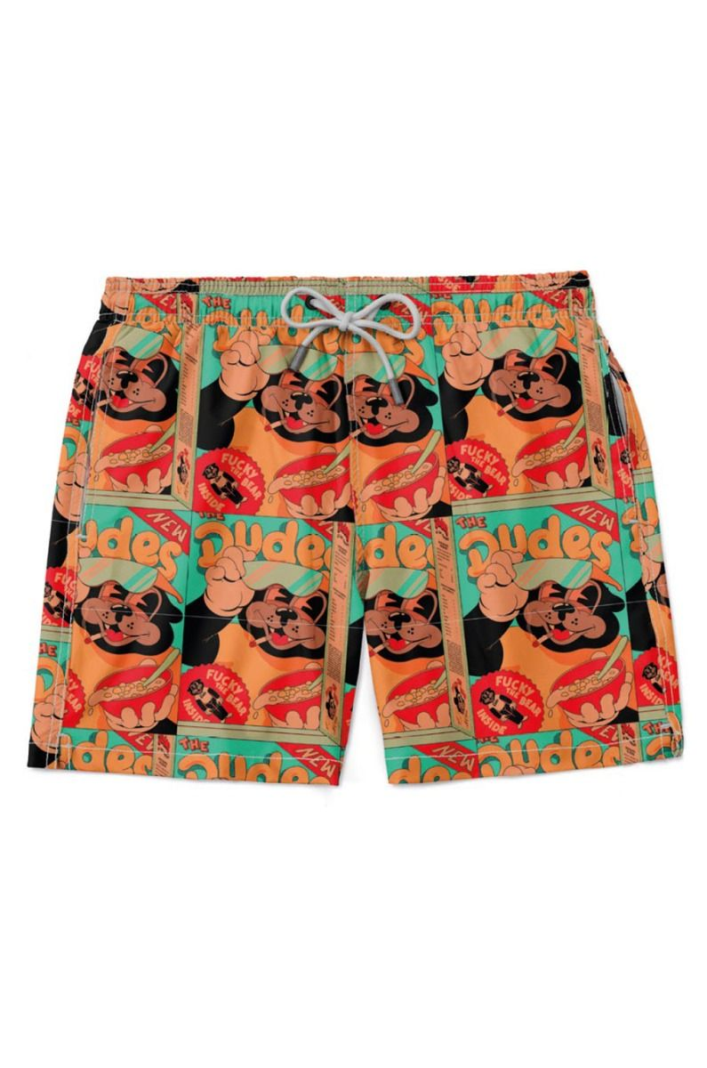 The Dudes Boardshorts CEREALS Assorted