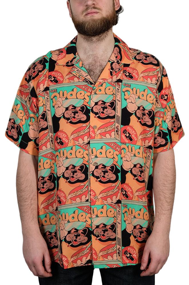The Dudes Shirt CEREALS Assorted