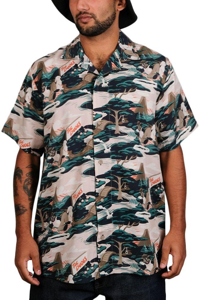 Camisa The Dudes GREENLAND Multicolor