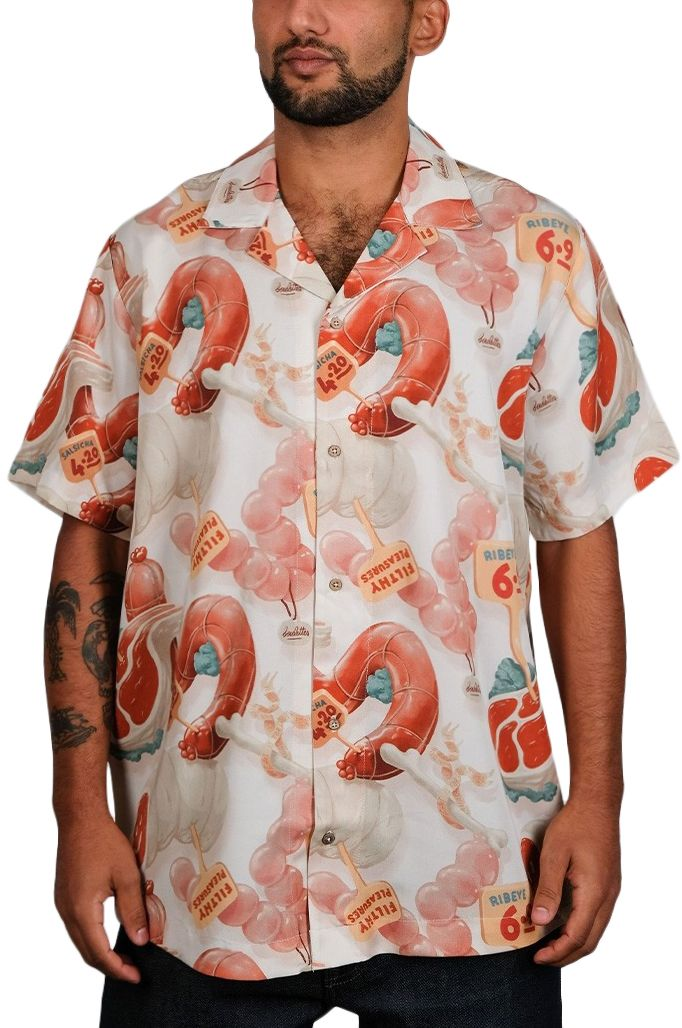 Camisa The Dudes SON OF A BUTCH Multicolor