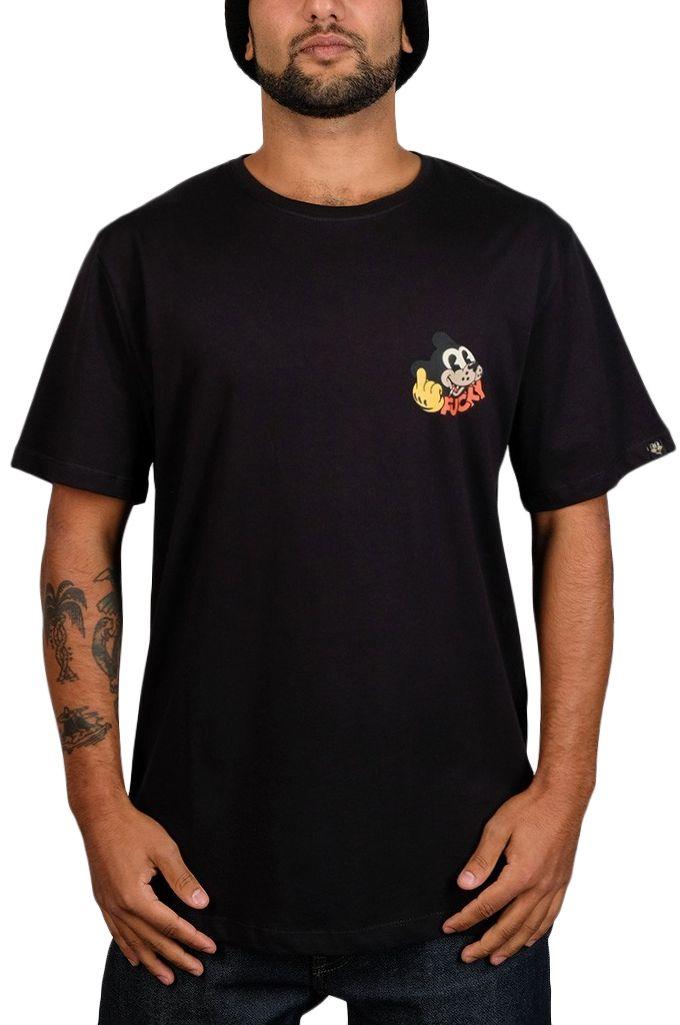 T-Shirt The Dudes FUCKY Caviar