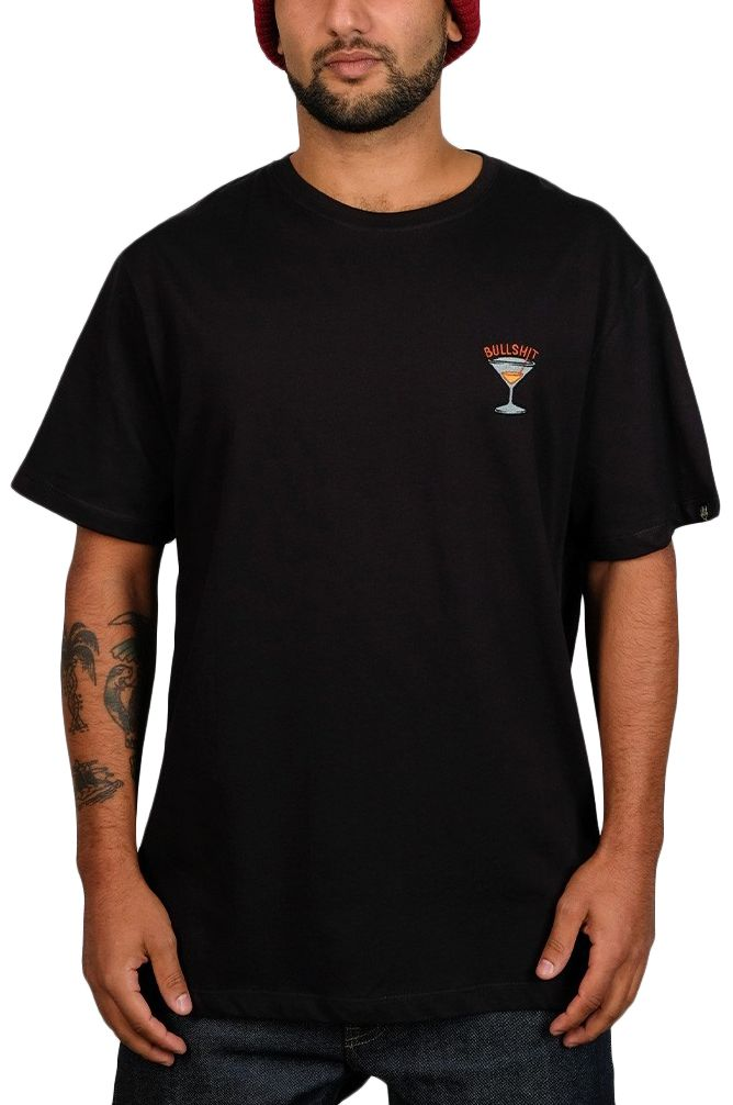 T-Shirt The Dudes BULLSHIT Caviar