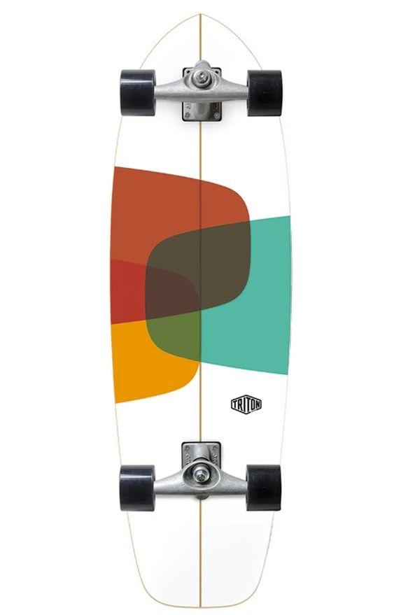 "Triton Surf Skate 32"" PRISMAL Assorted"