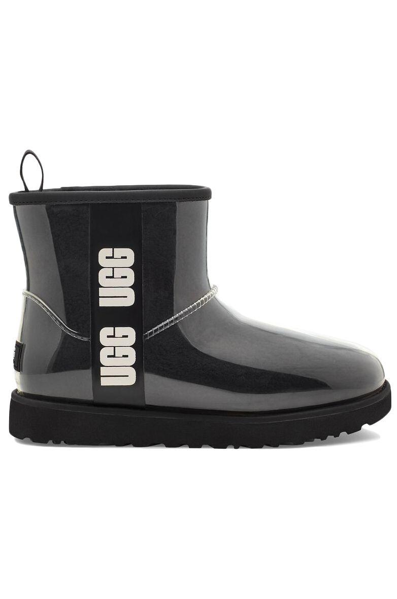 Ugg Boots CLASSIC CLEAR MINI Black