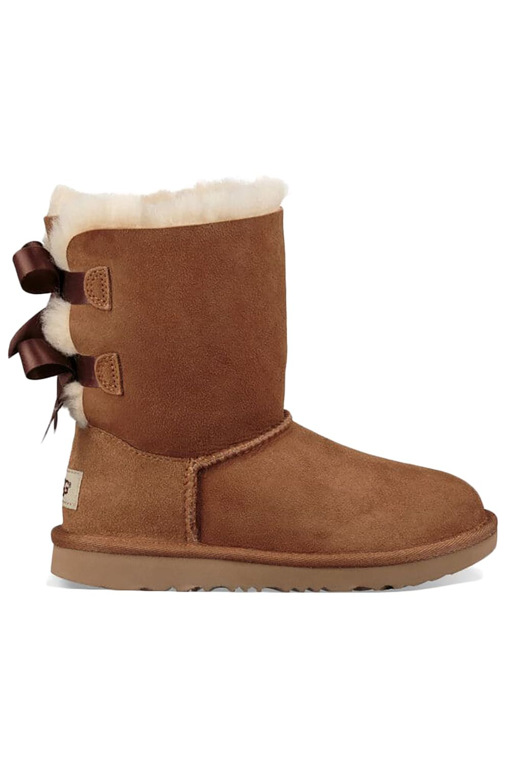 Ugg Boots BAILEY BOW II Chestnut