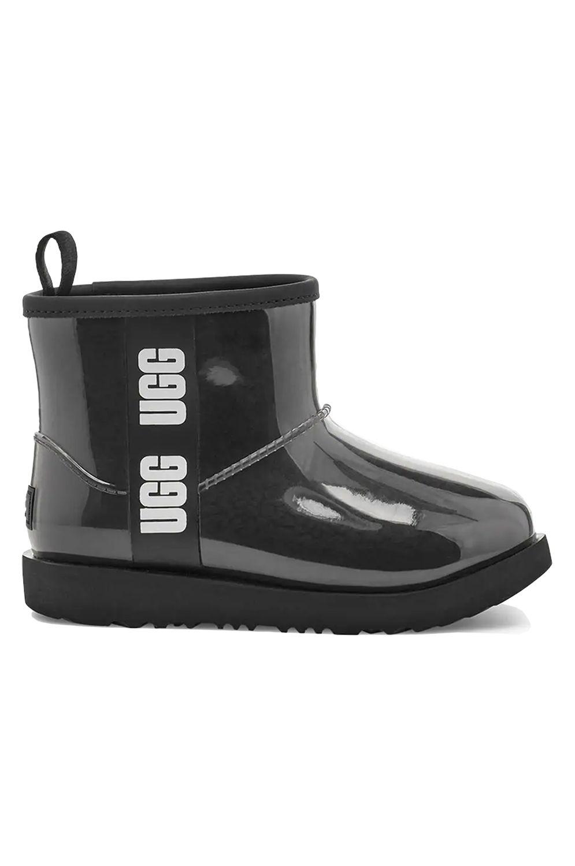 Ugg Boots CLASSIC CLEAR MINI II Black