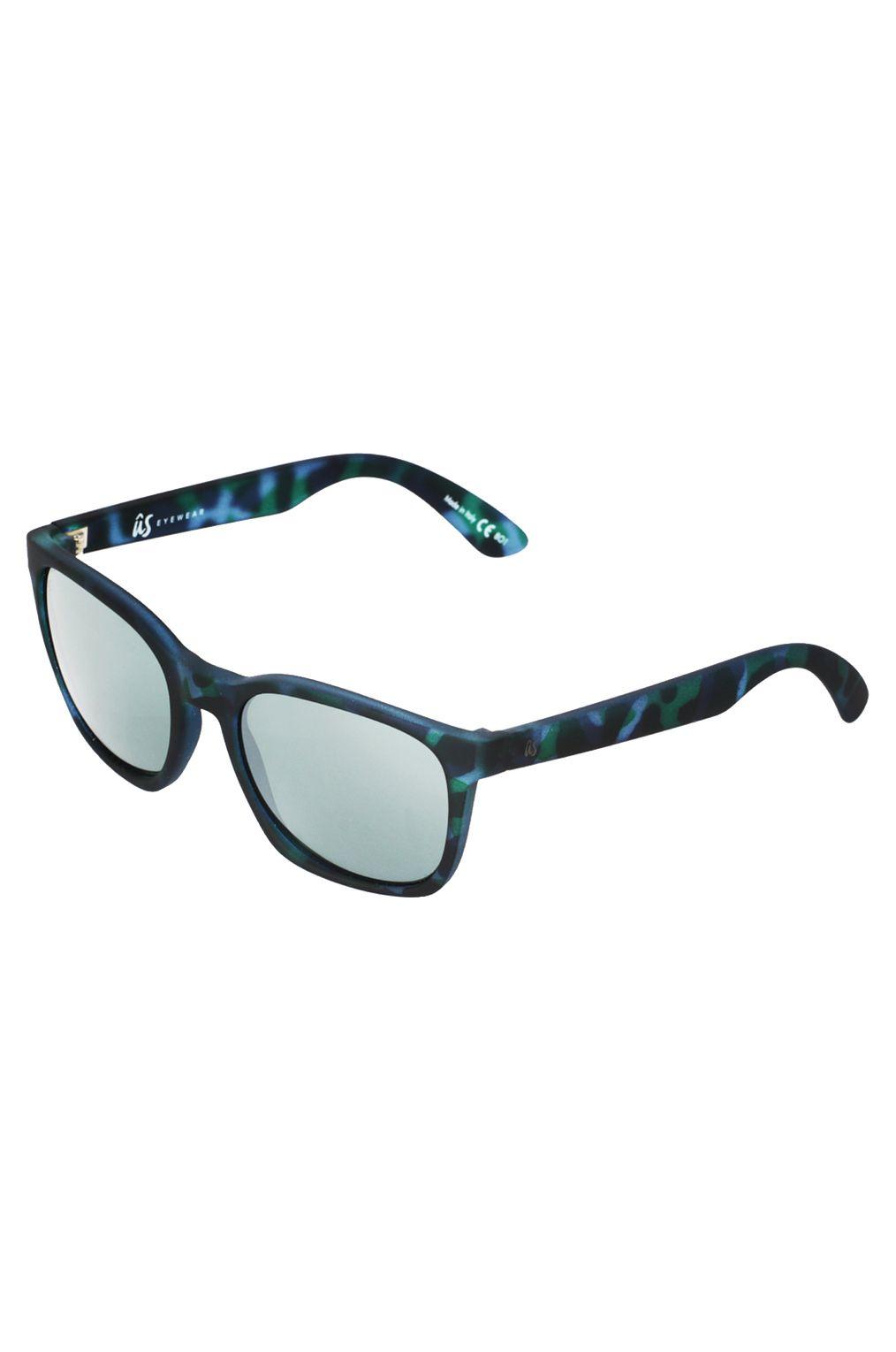 Oculos US BARYS Blue Tort/Grey Silver Chrome
