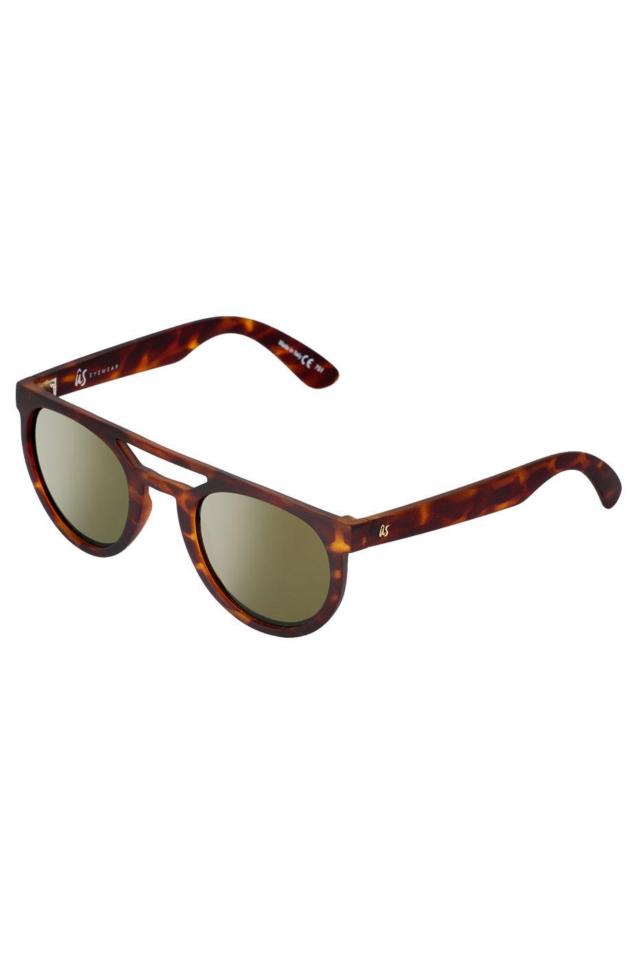 Oculos US NEOS Matte Tort/Grey Gold Chrome