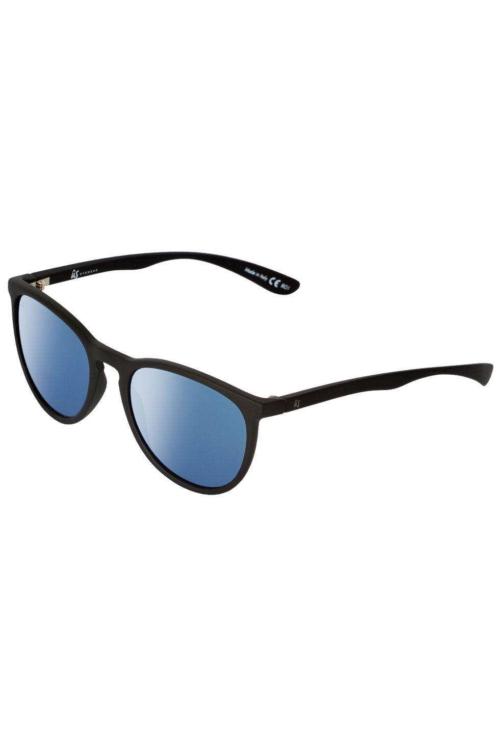 Oculos US NOBIS Matte Black/Grey Blue Chrome