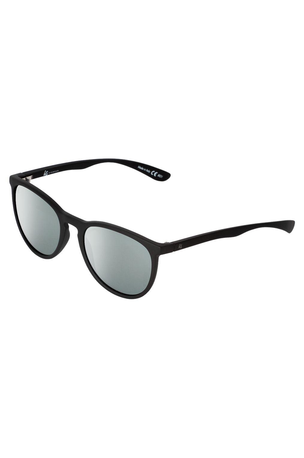 Oculos US NOBIS Matte Black/Vintage Grey Silver Chrome