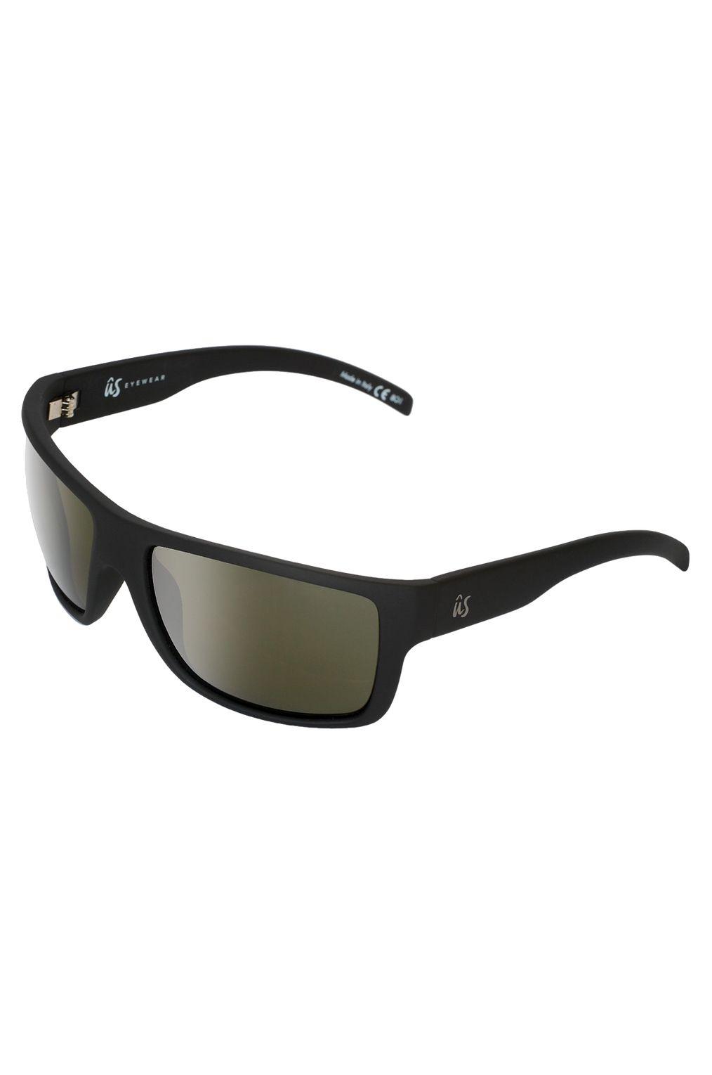 Oculos US TATOU Matte Black/Vintage Grey Polarized