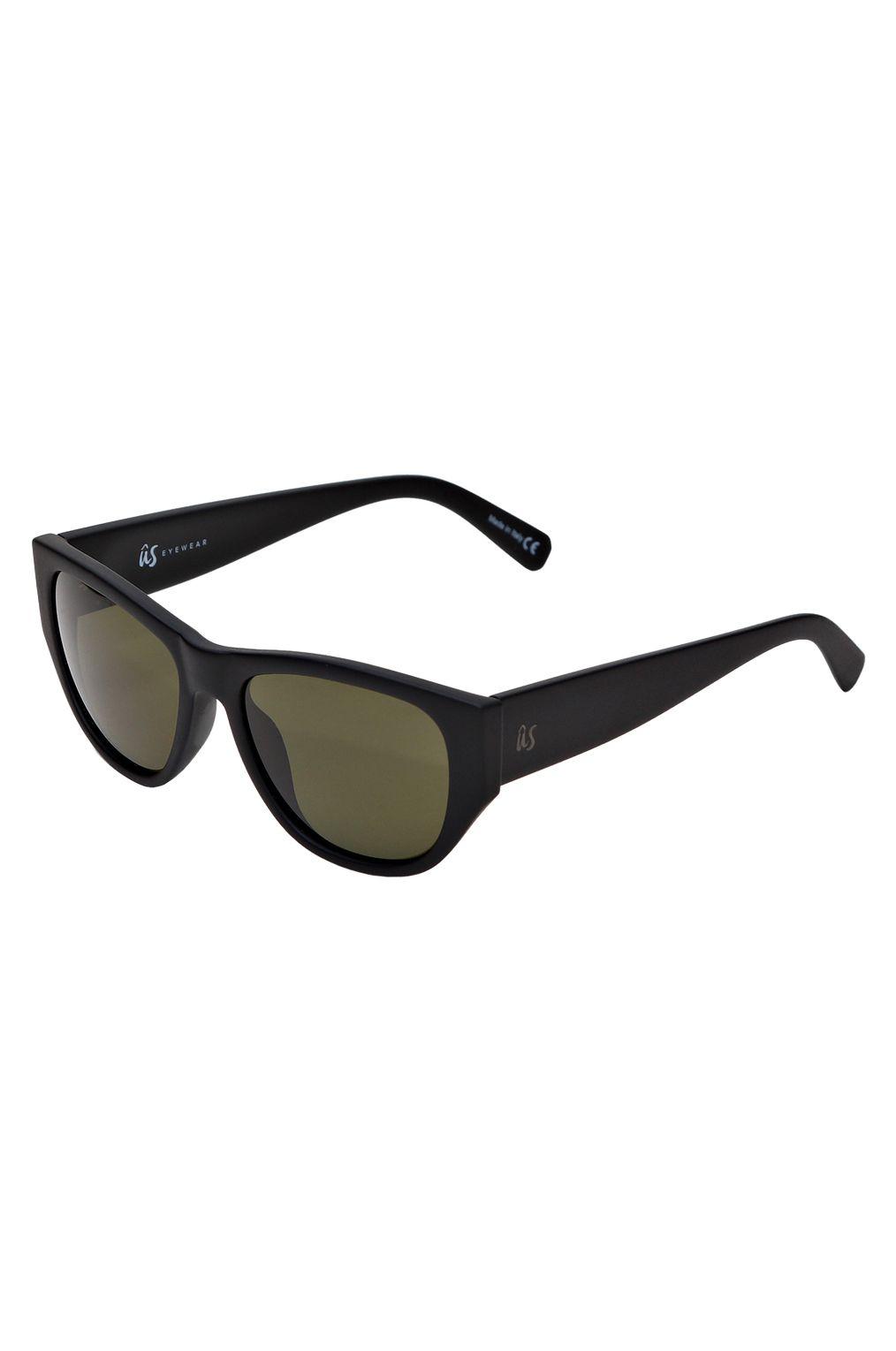 Oculos US DIMAGGIOS Matte Black/Vintage Grey Polarized