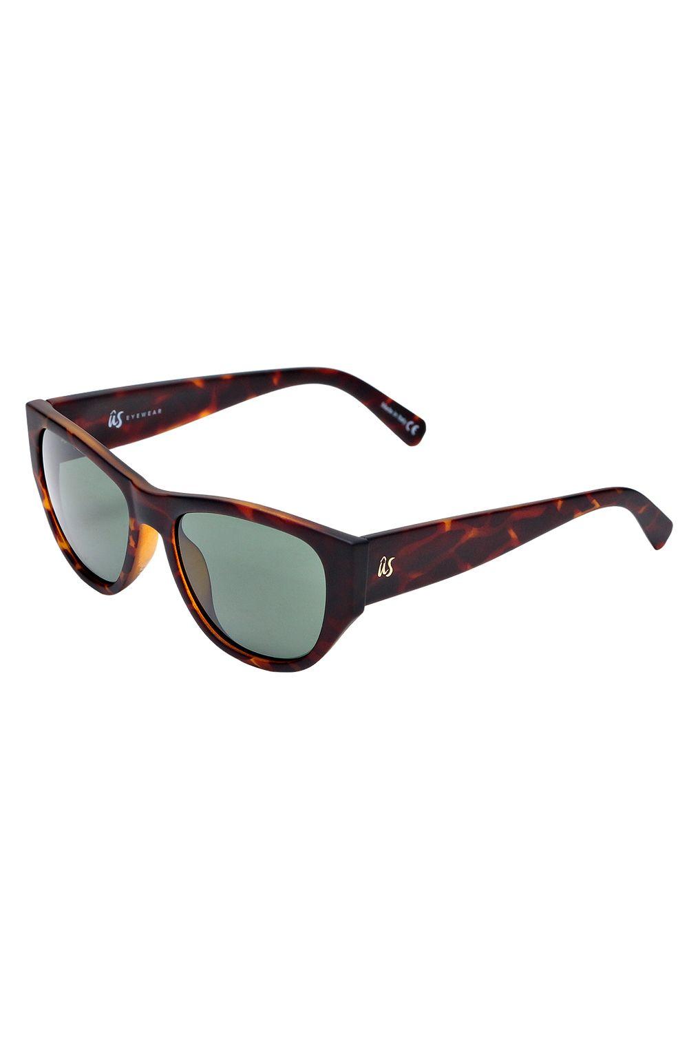 Oculos US DIMAGGIOS Matte Tort/Vintage Grey