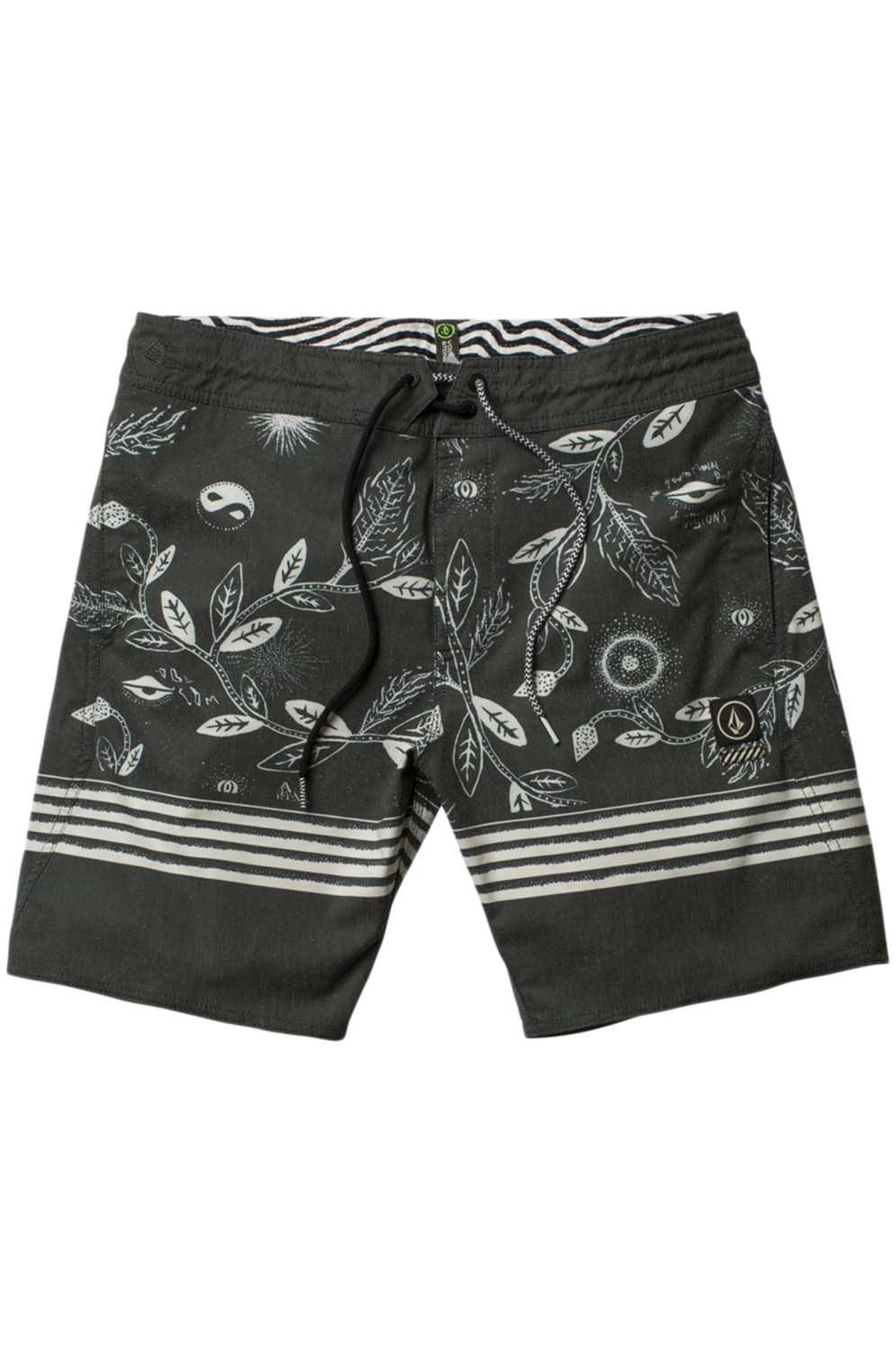 Volcom Boardshorts LUCID STONEY 18 Black