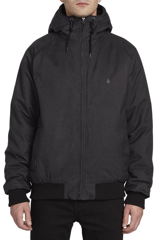 Volcom Jacket HERNAN COASTER 5K Black
