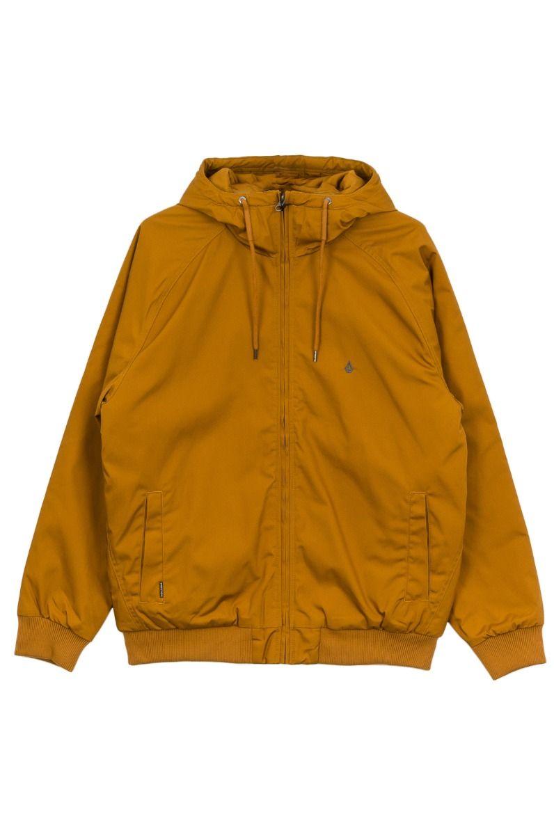 Blusão Volcom HERNAN 5K JACKET Golden Brown