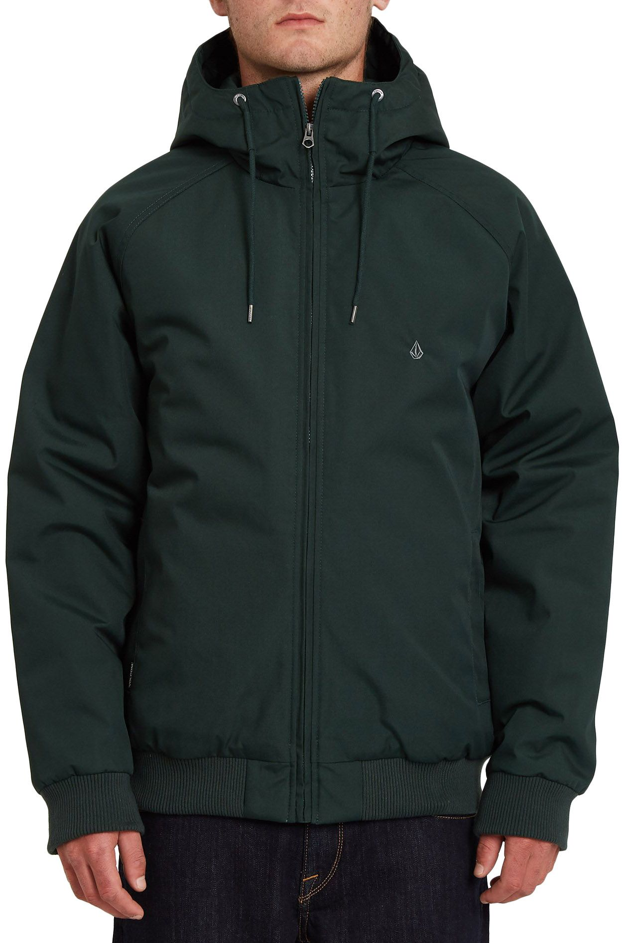 Volcom Jacket HERNAN 5K JACKET Scarab
