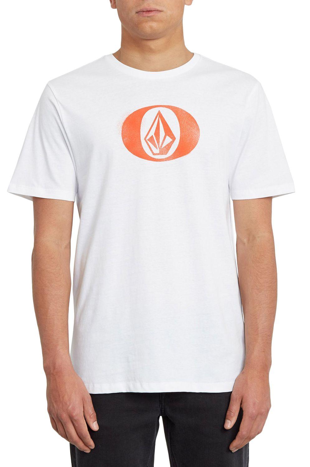 Volcom T-Shirt ELYPSE FTY White