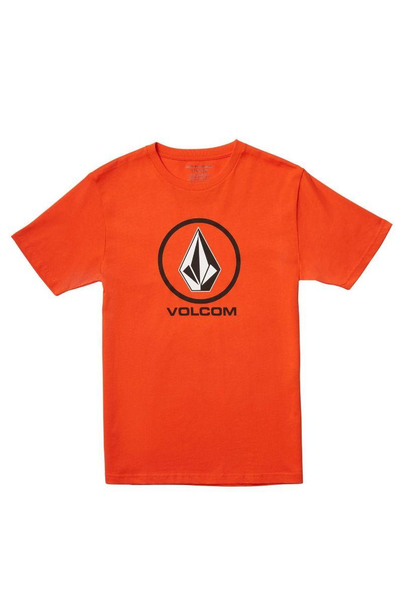 T-Shirt Volcom CRISP STONE BSC Pepper Red