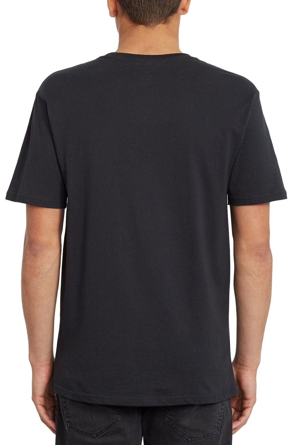 T-Shirt Volcom STONE BLANKS BSC SS Black