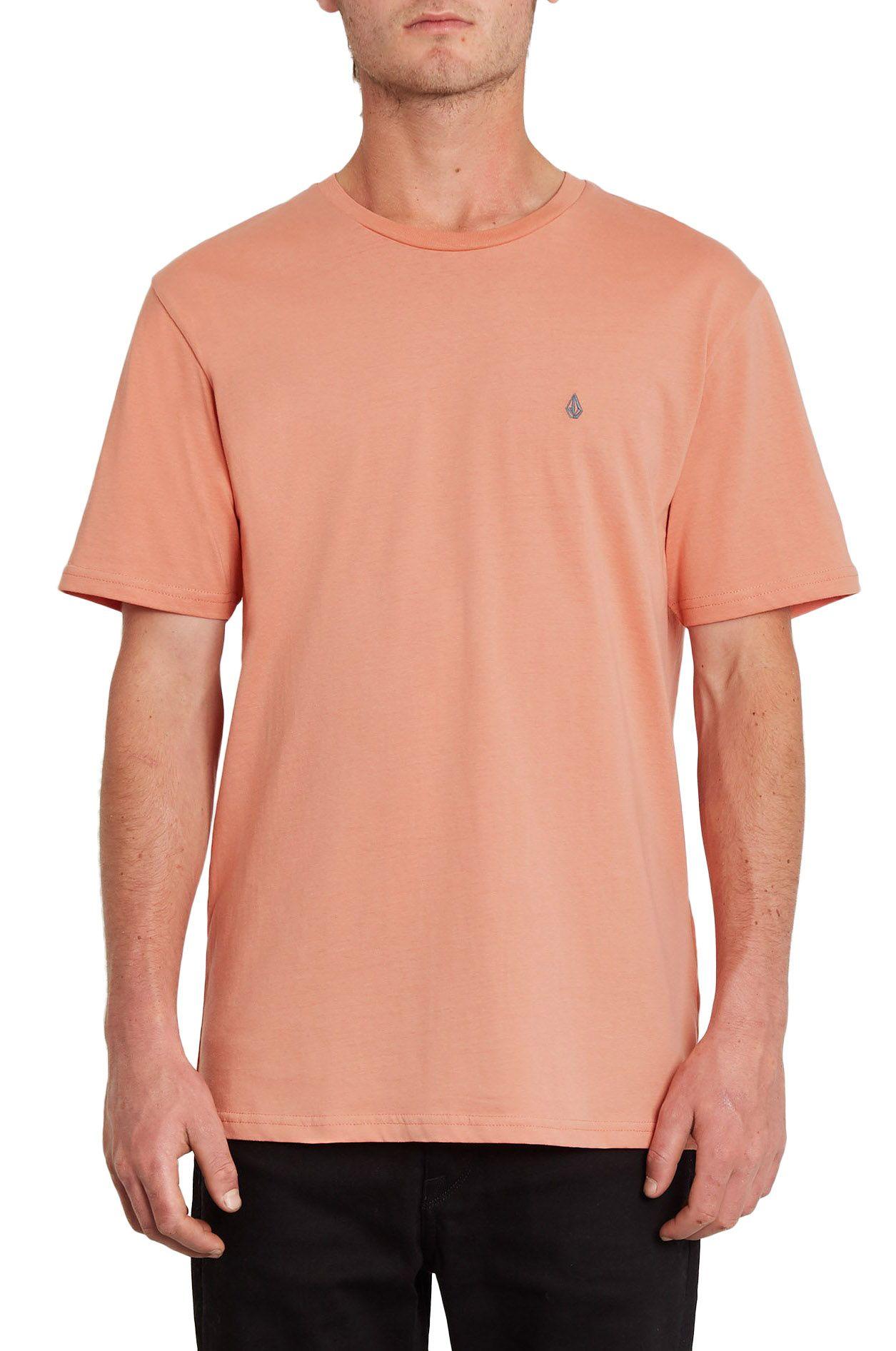 T-Shirt Volcom STONE BLANKS BSC SS Clay Orange