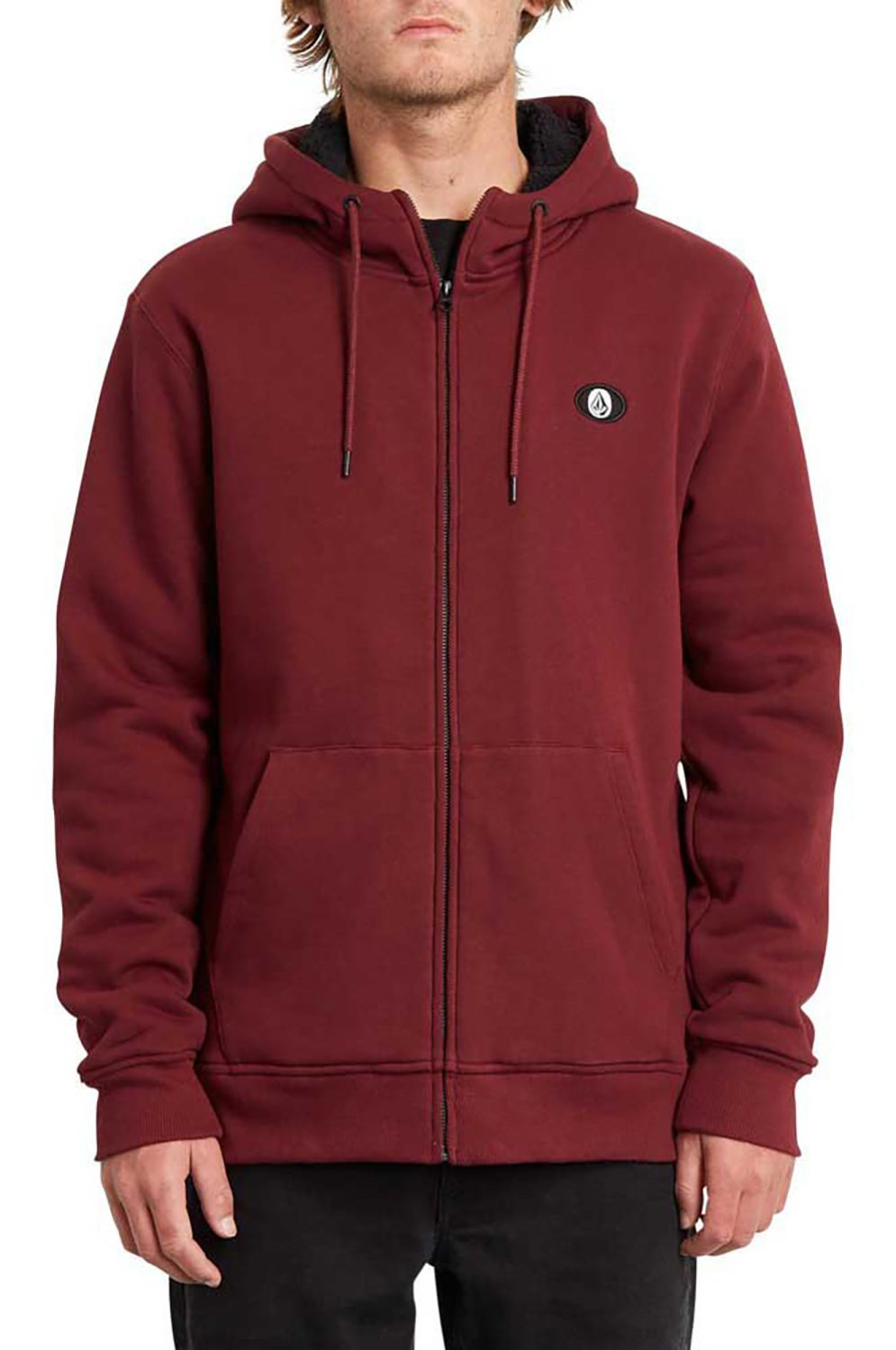 Sweat Sherpa Volcom SNGL STN LINED Port