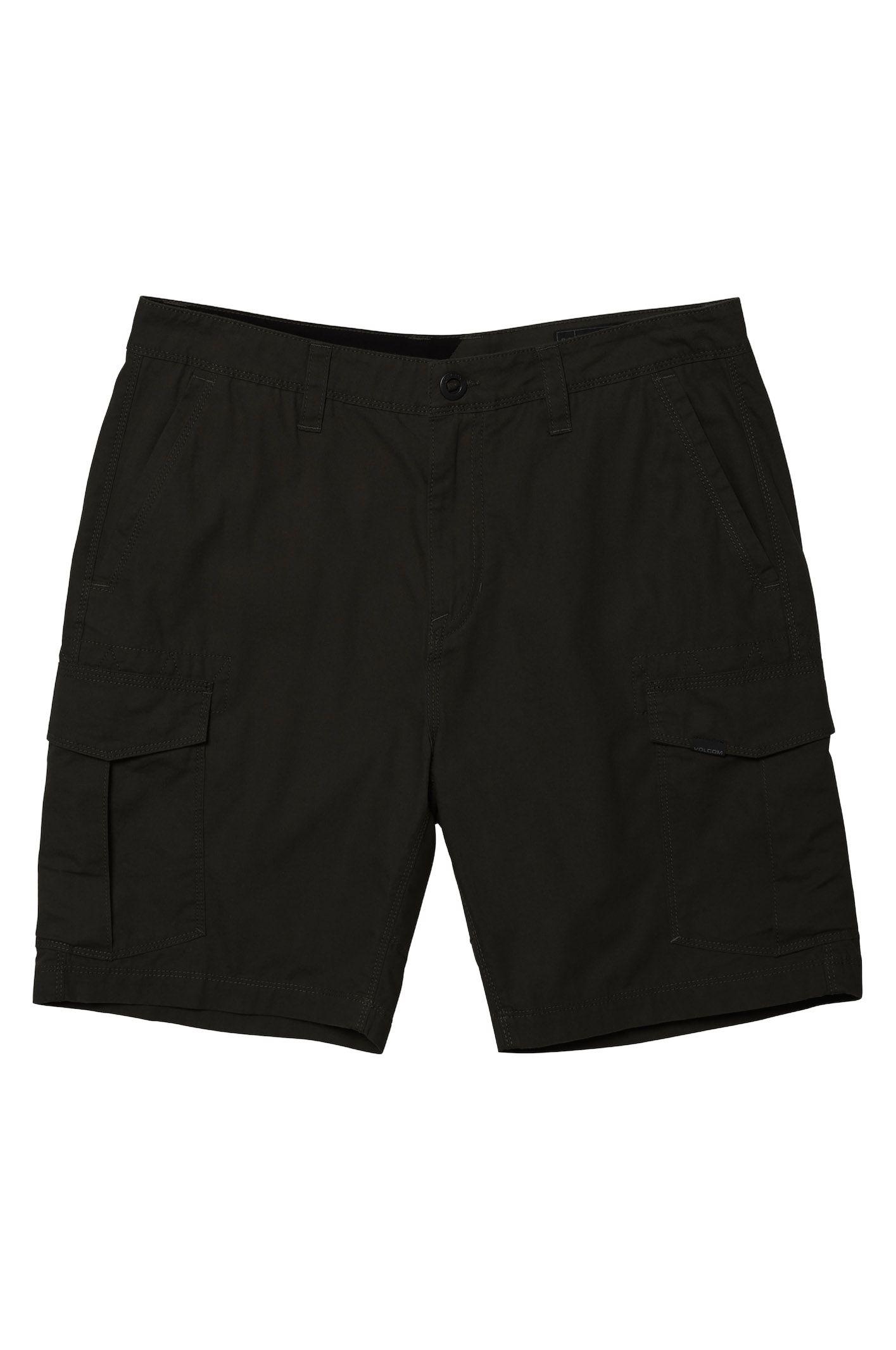 Walkshorts Volcom MITER III CARGO SHORT 20 Black