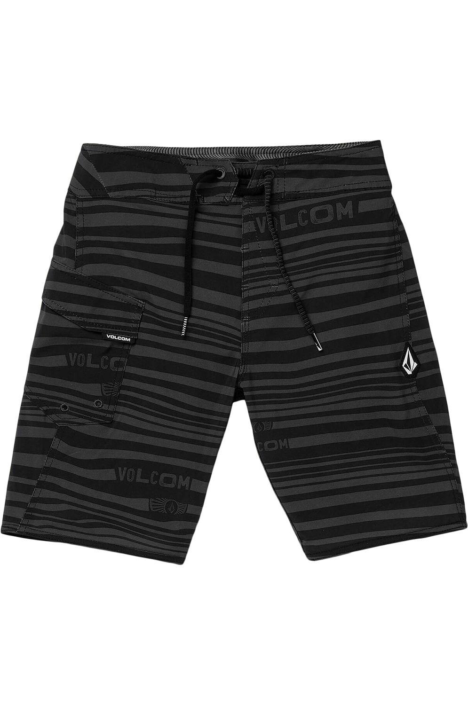 Volcom Boardshorts LOGO STRIPE MOD Black