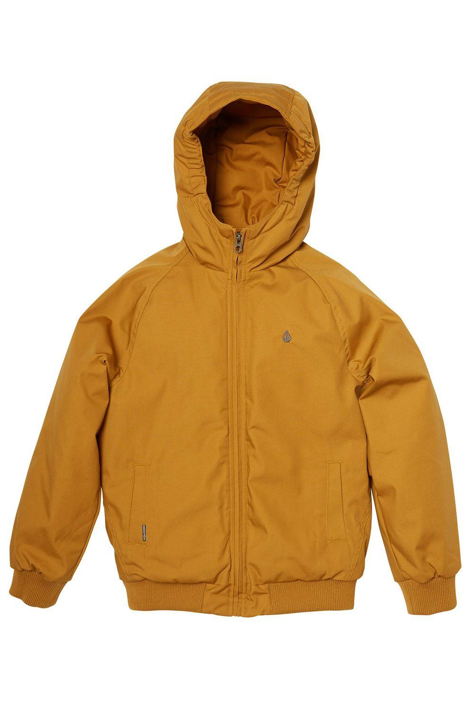 Volcom Jacket HERNAN 5K JACKET Golden Brown