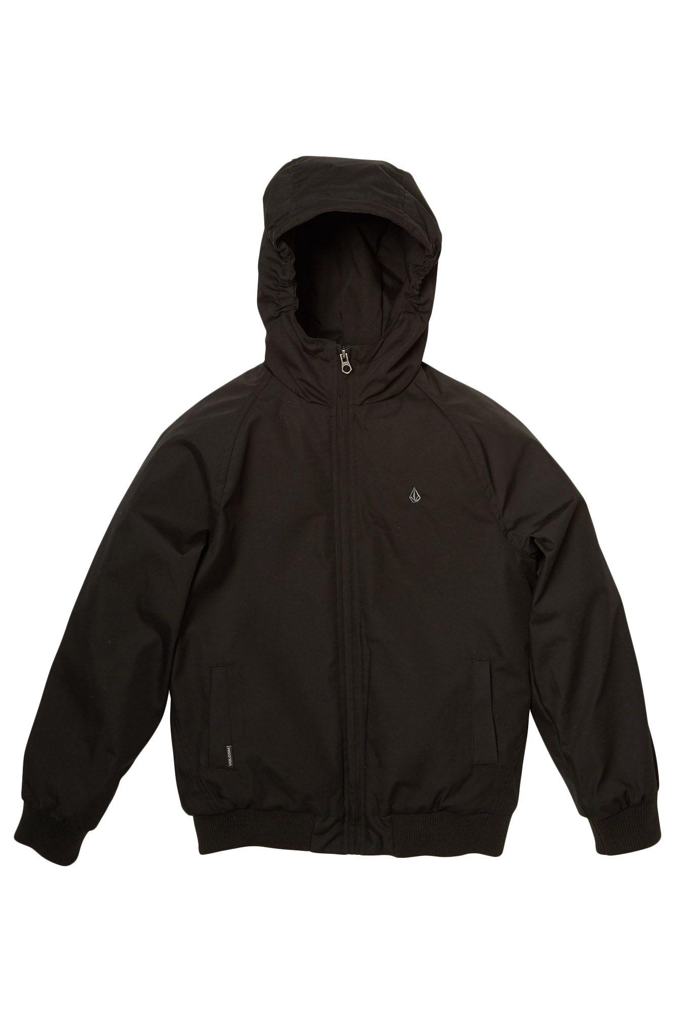 Volcom Jacket HERNAN 5K JACKET Black