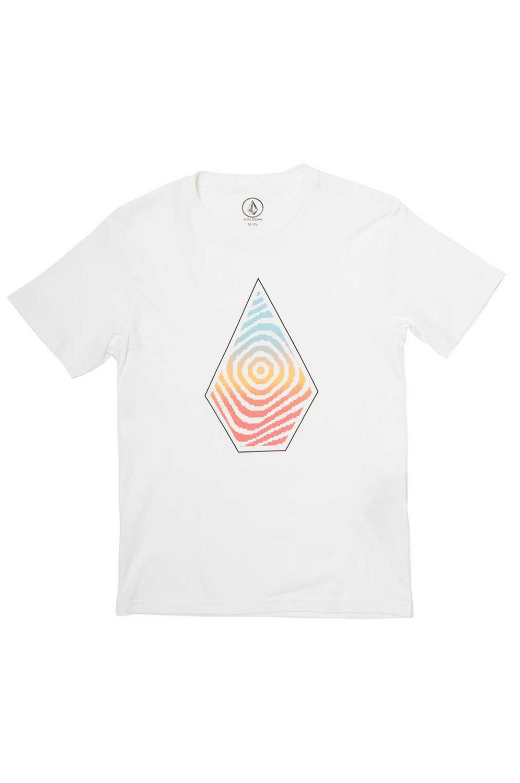 T-Shirt Volcom DESCANT BSC SS White