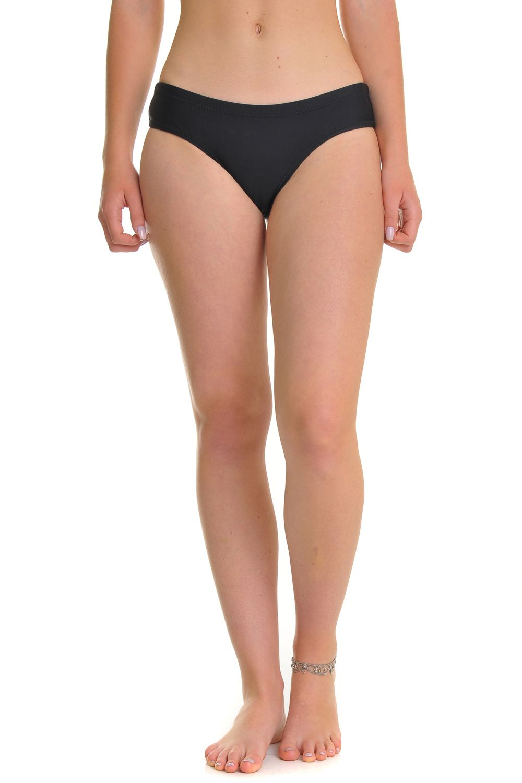 Bikini Tanga Volcom SIMPLY SOLID CHEEKY Black