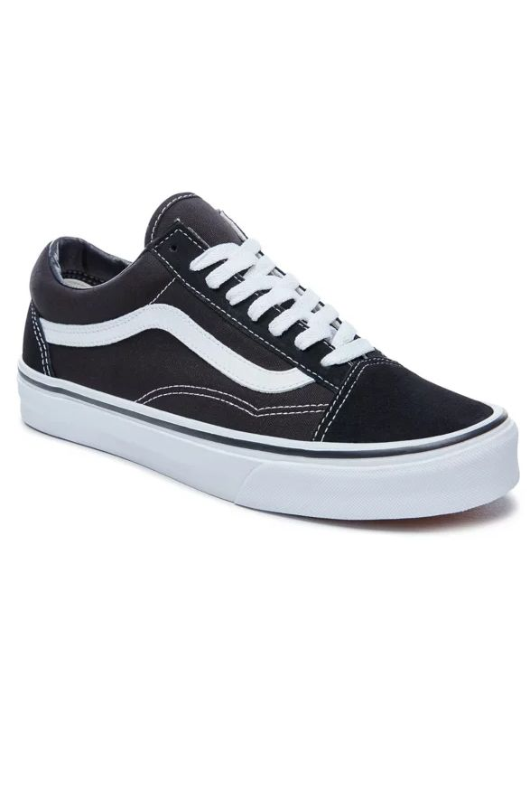 Tenis Vans OLD SKOOL Black/White