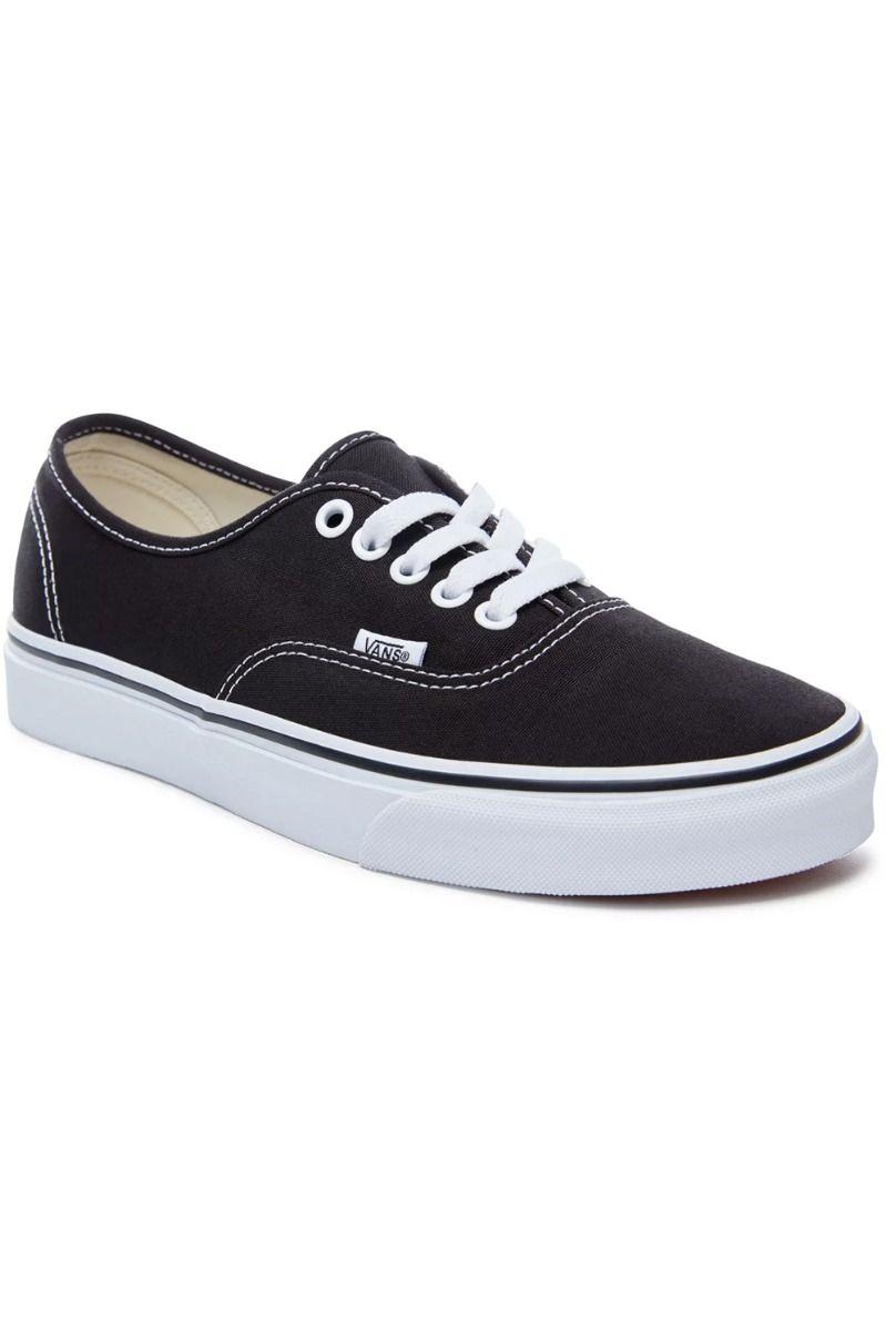 Vans Shoes AUTHENTIC Black