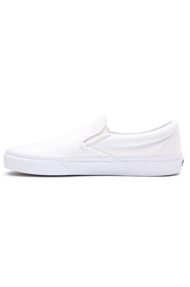 Tenis Vans UA CLASSIC SLIP-ON True White