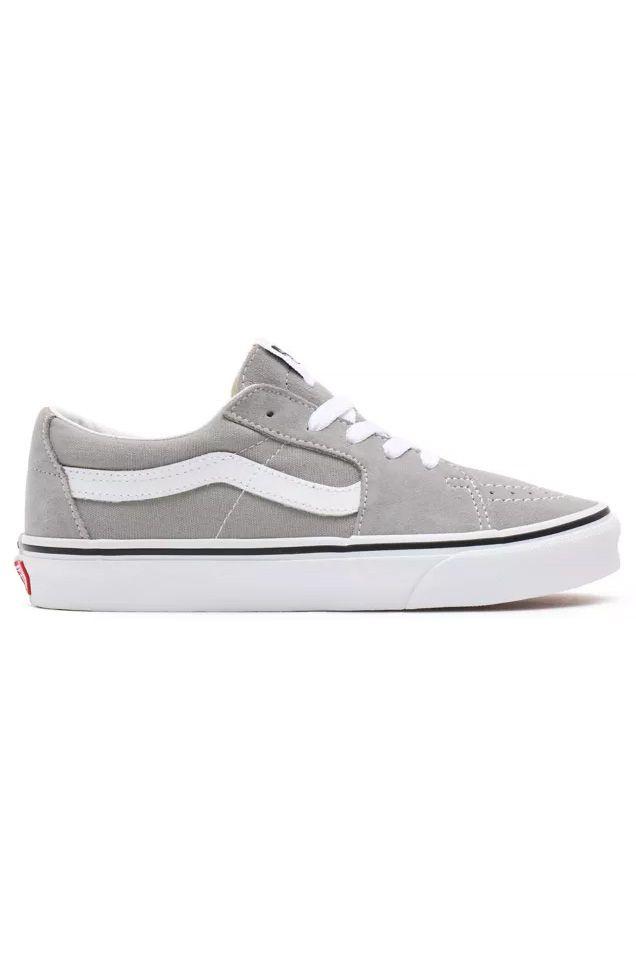 Vans Shoes UA SK8-LOW Drizzle/True White