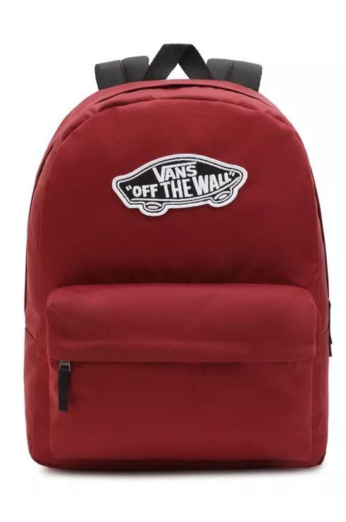 Vans Backpack REALM Pomegranate