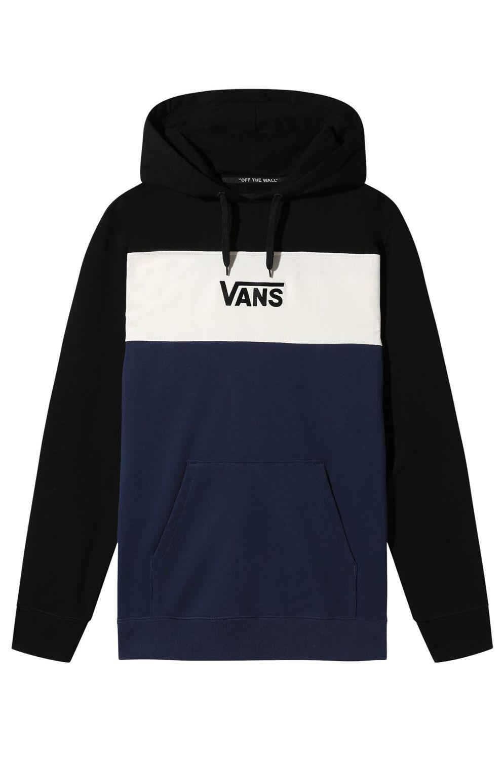 Vans Sweat Hood RETRO ACTIVE PO II Black-Dress Blues