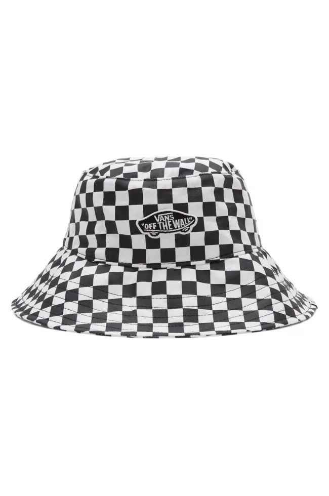 Chapeu Vans LEVEL UP BUCKET HAT Checkerboard