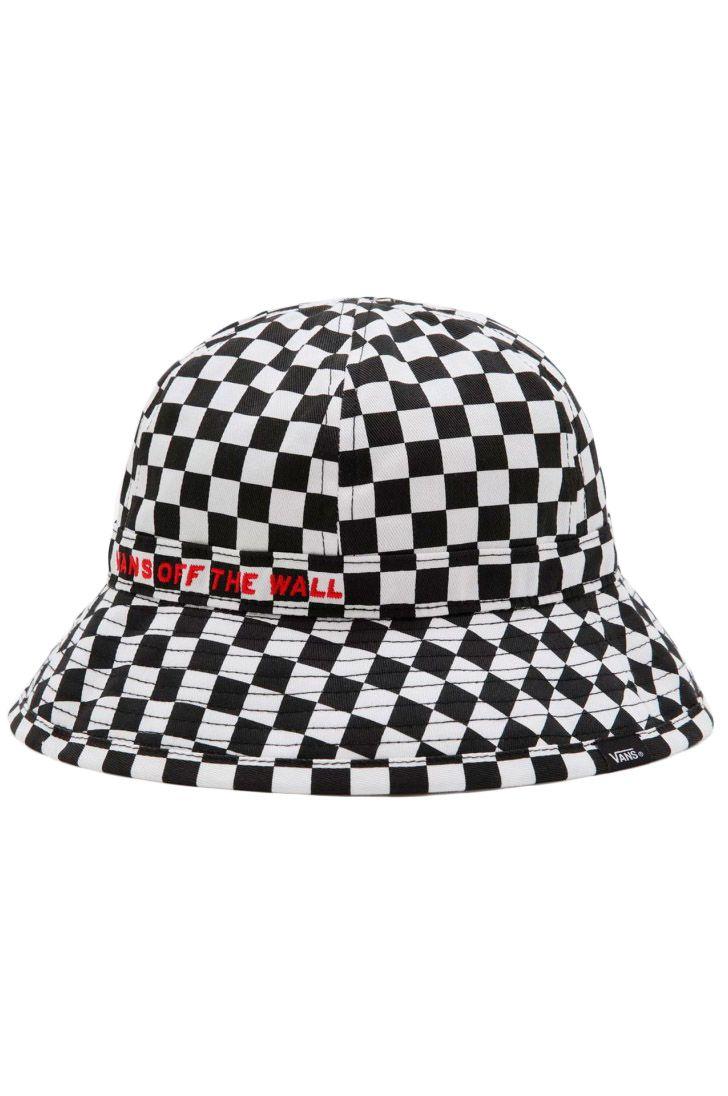 Vans Cap OFFSIDES BUCKET Checkerboard